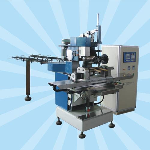 Computer numerical controlled 3-axis Brush Tufting Machine special for steel wire