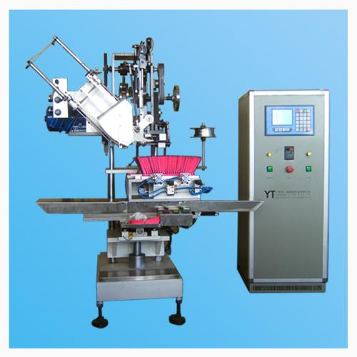 2 AXIS G DRILLIN& TUFTING MACHINE