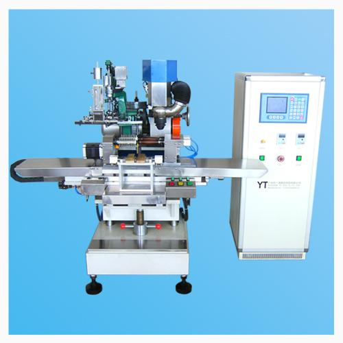 3 AXIS DRILLING & TUFTING MACHINE