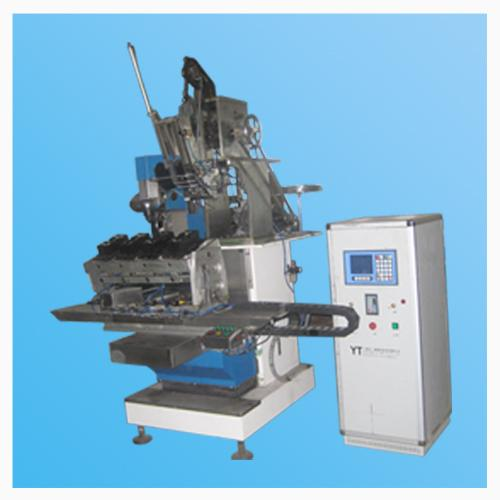 5 AXIS DRILLING & TUFTING MACHINE