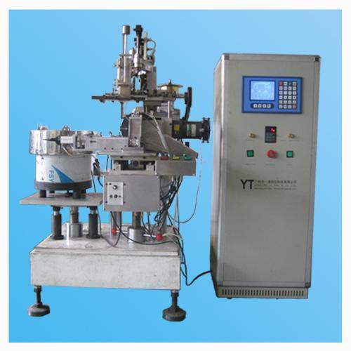 AUTOMATIC NAIL BRUSH MACHINE